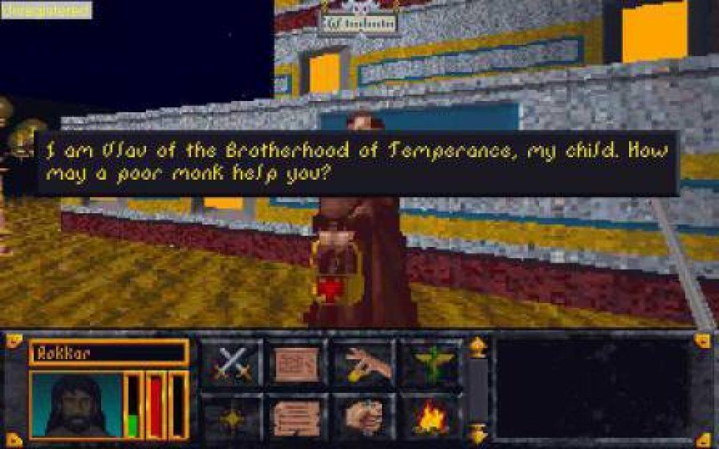 the elder scrolls 1 arena free download pc game