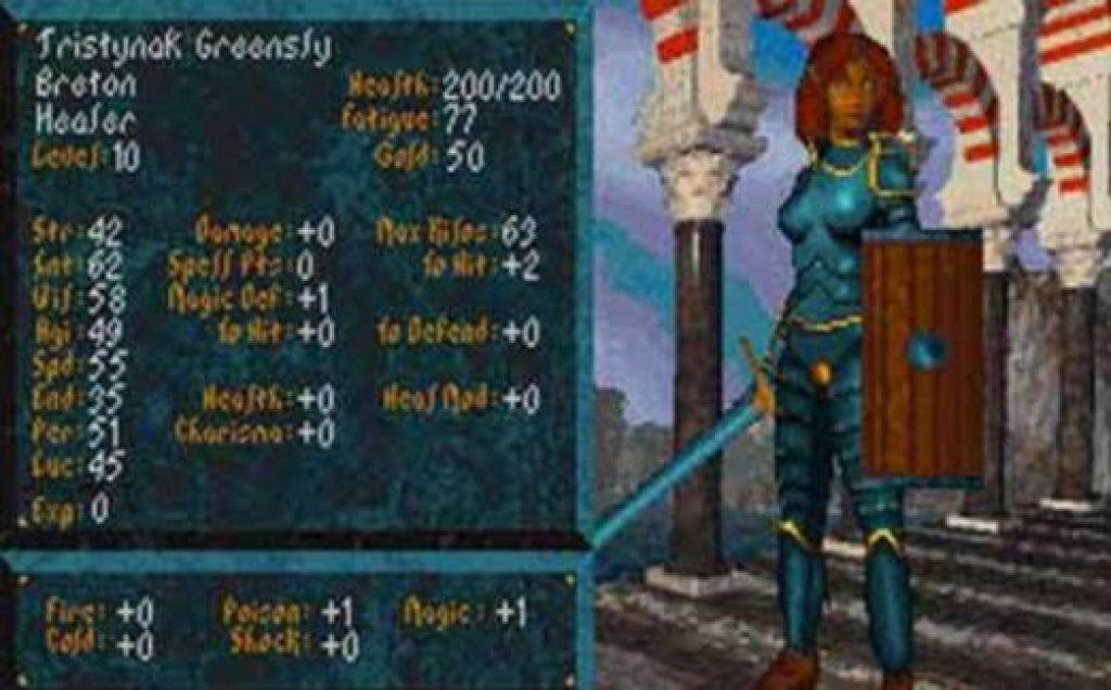the elder scrolls 1 arena highly compressed free download