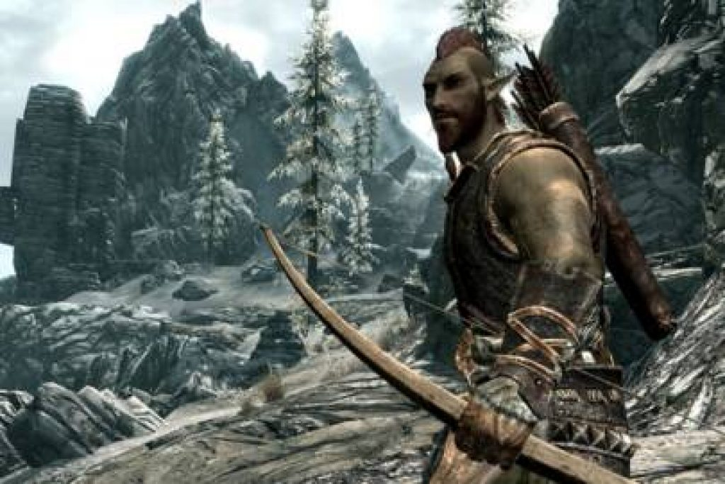 the elder scrolls 5 skyrim download for pc