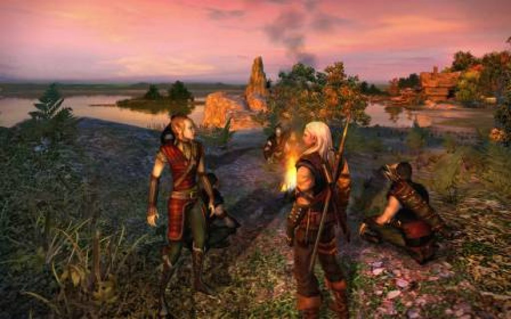 the witcher 1 highly compressed free download