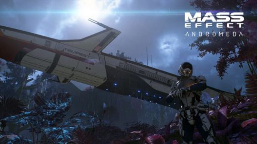 Mass Effect Andromeda free download pc game