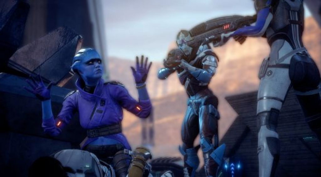 Mass Effect Andromeda highly compressed free download
