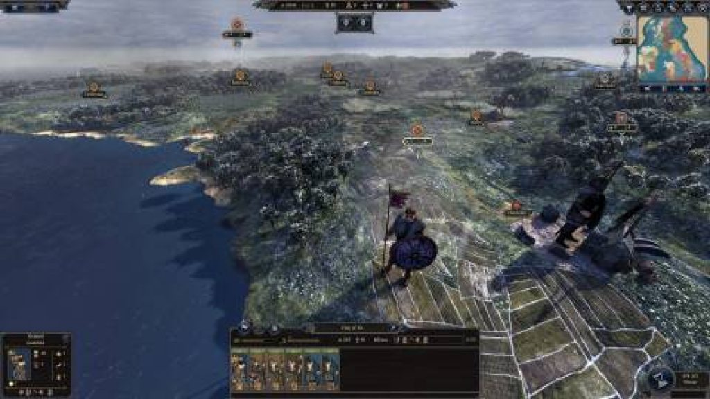 Total War Saga Thrones of Britannia download pc game
