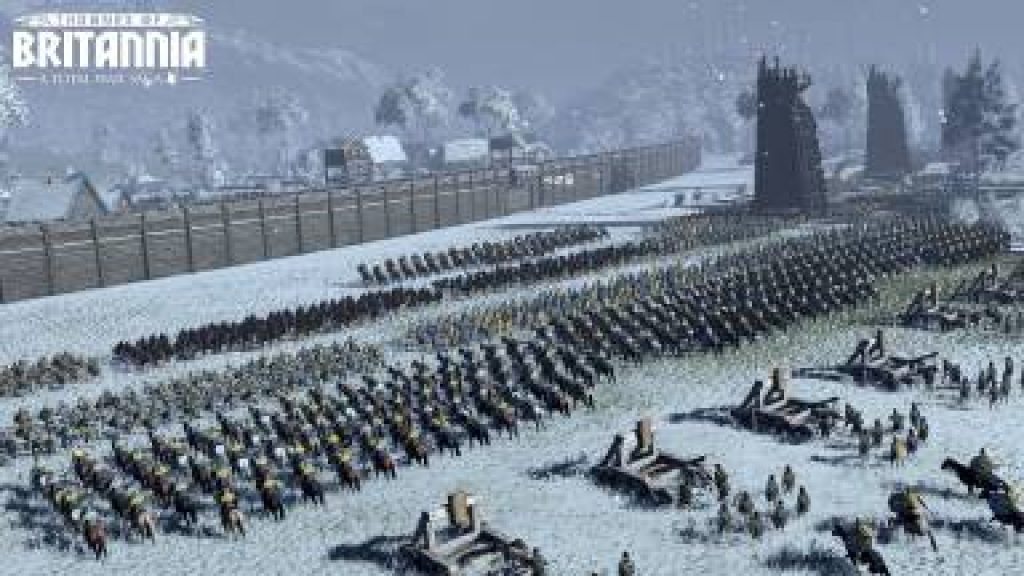 Total War Saga Thrones of Britannia torrent download pc