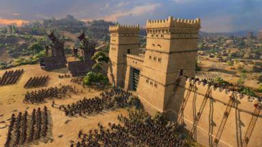 Total War Saga Troy download pc game