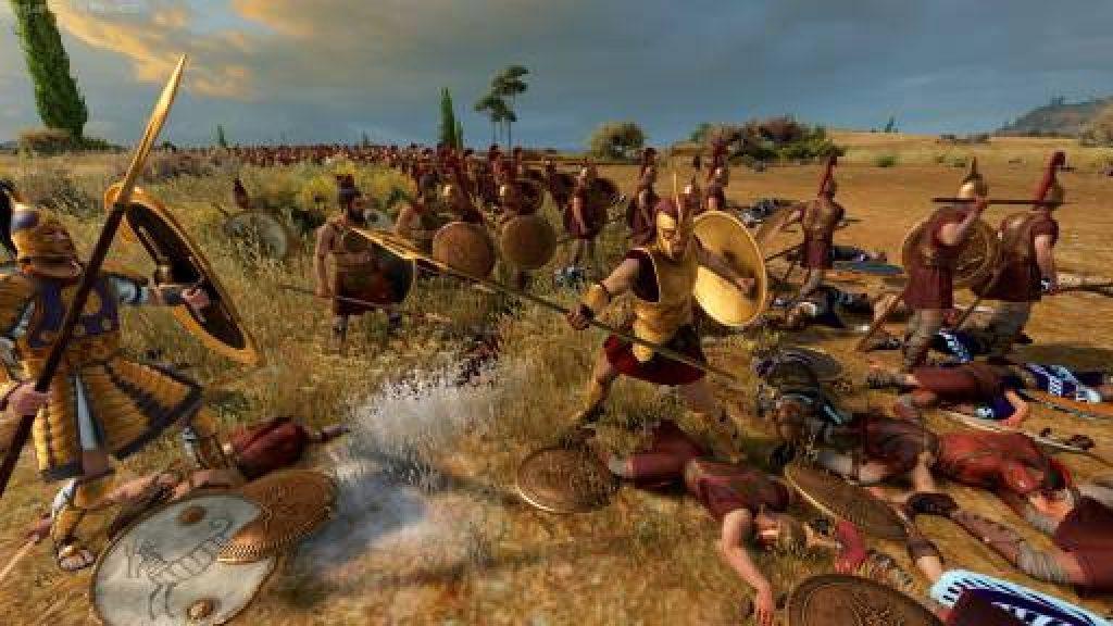 Total War Saga Troy free download pc game