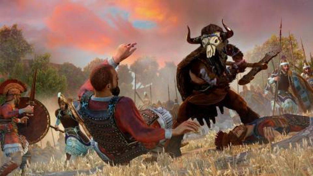 Total War Saga Troy game download for pc