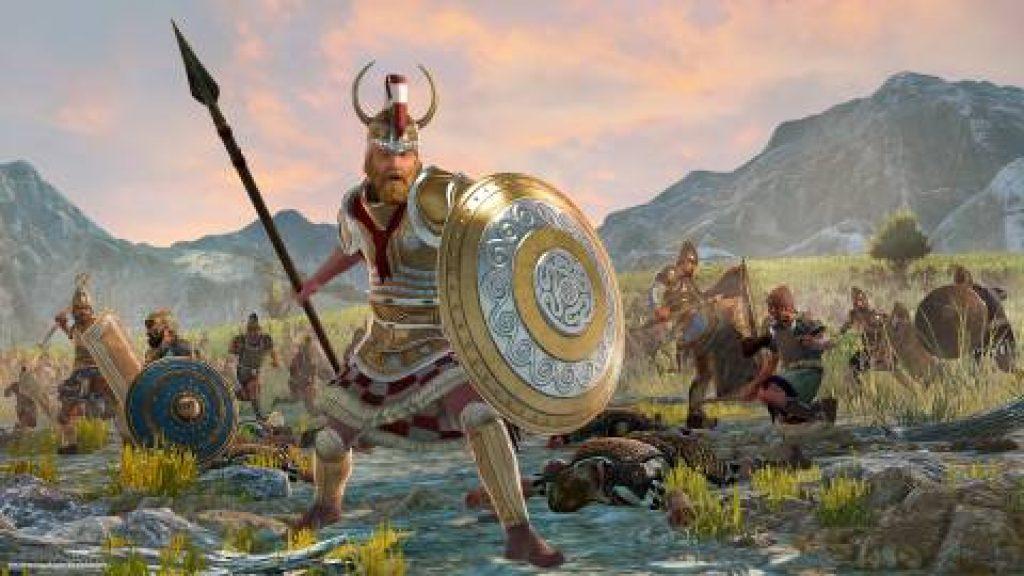 Total War Saga Troy pc download