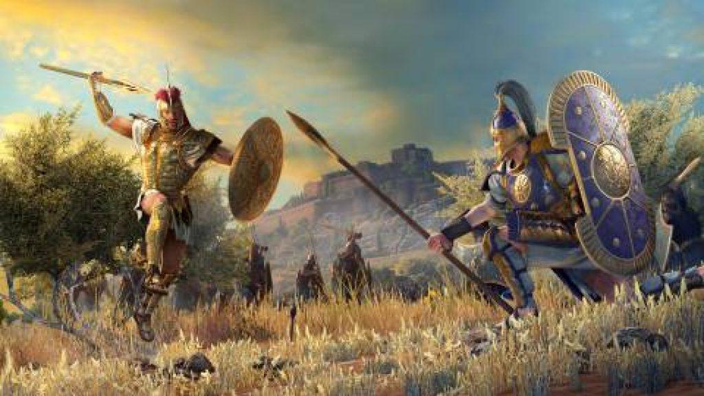 Total War Saga Troy torrent download pc