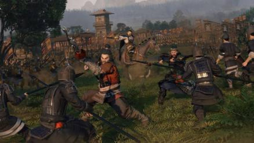 Total War Three Kingdoms free download pc game
