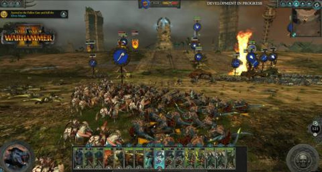 Total War Warhammer II highly compressed free download