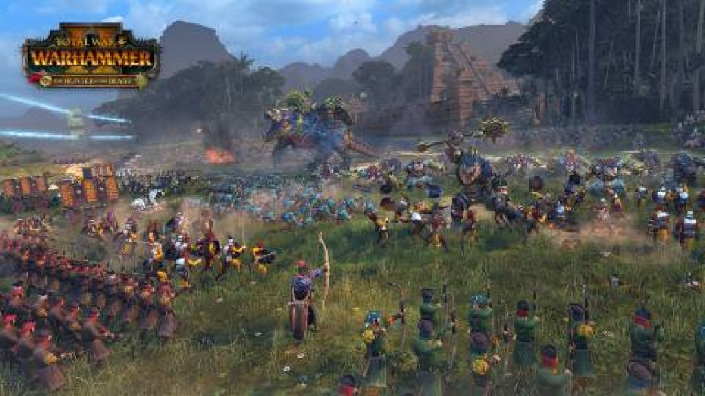 Total War Warhammer free download pc game