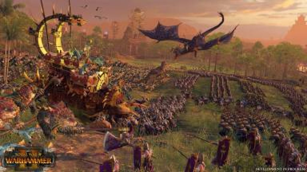 Total War Warhammer pc download