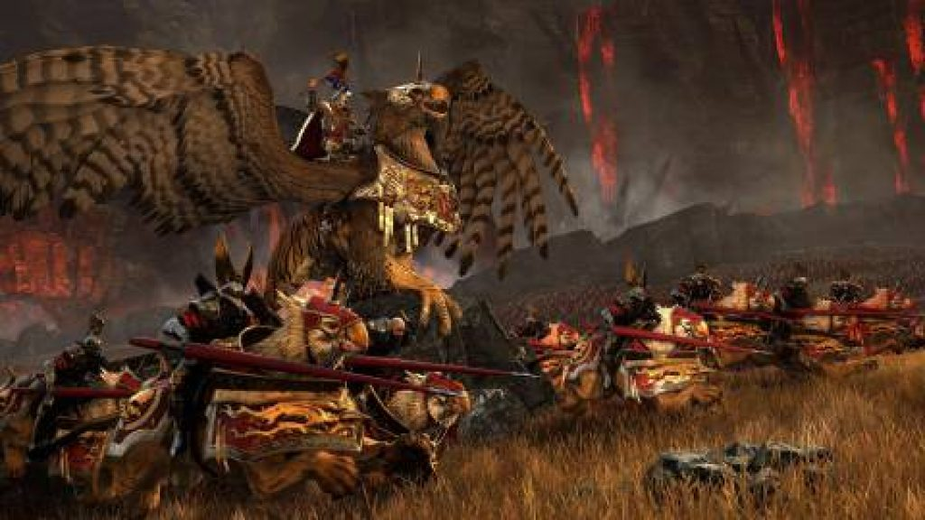 Total War Warhammer torrent download pc