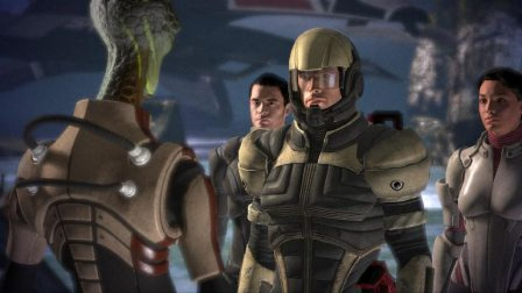 mass effect 1 free download pc game