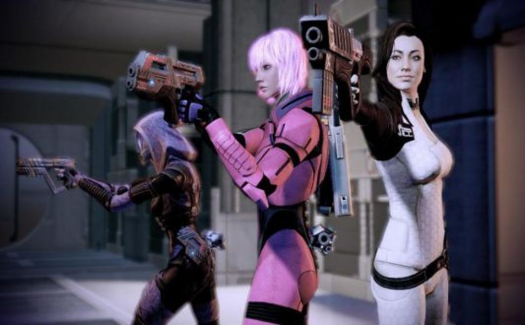 mass effect 2 download pc game