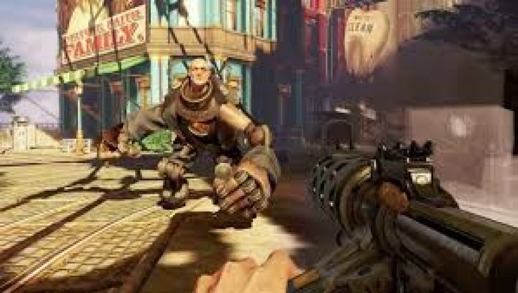 BioShock Infinite highly compressed free download