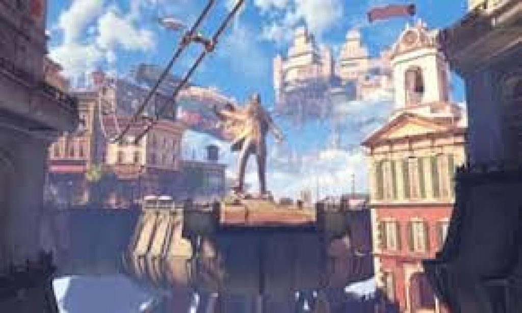 BioShock Infinite torrent download pc