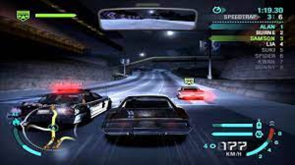 Need for Speed Carbon download pc game