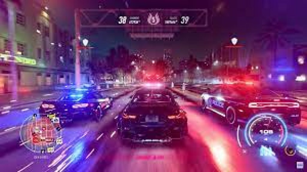 Need for Speed Heat free download pc game