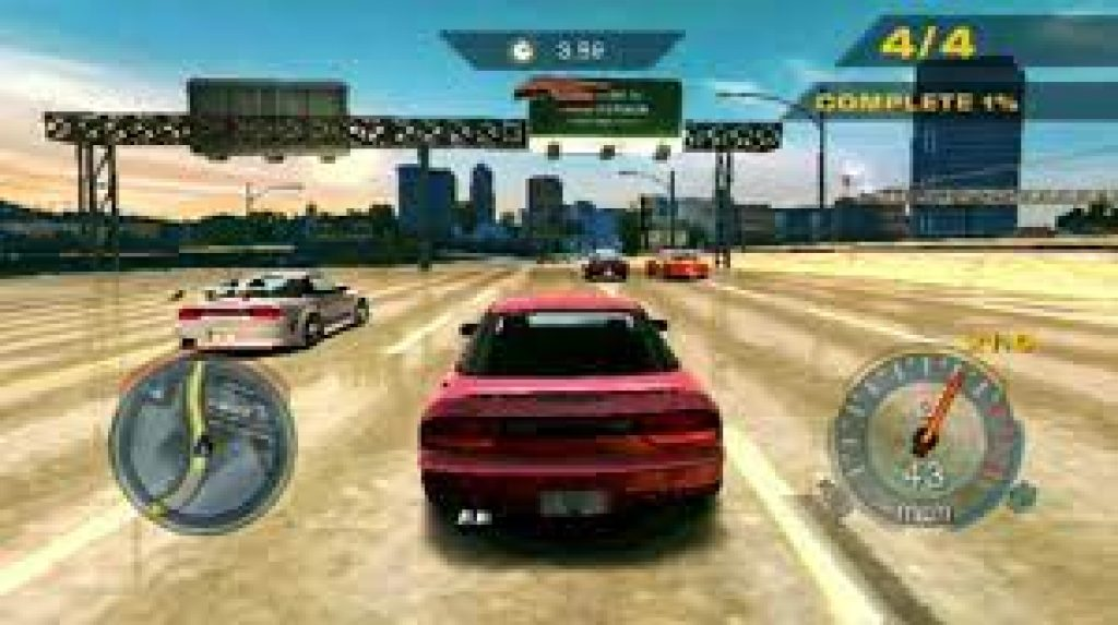 Need for Speed Undercover game download for pc