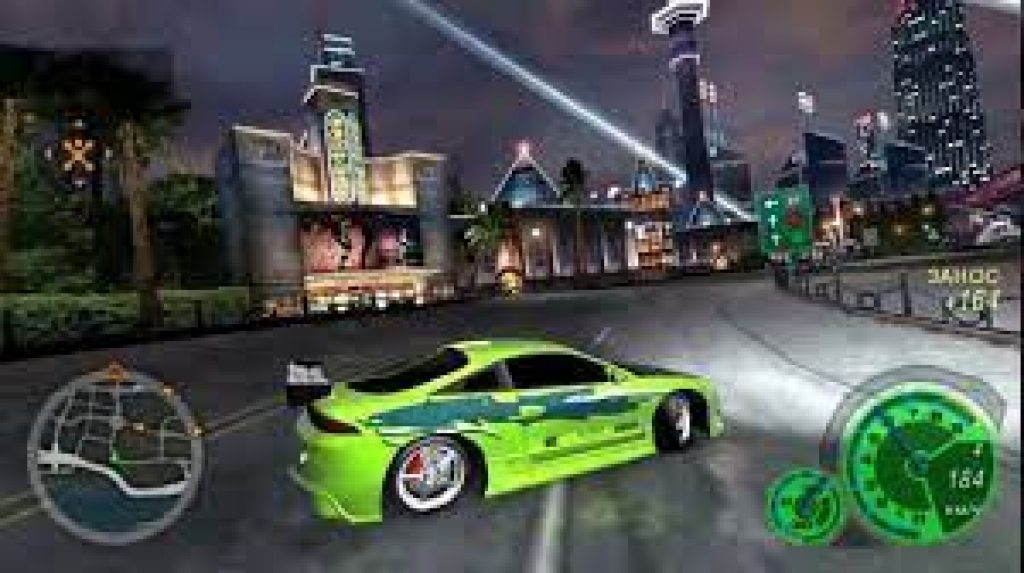 Need for Speed Underground 2 game download for pc