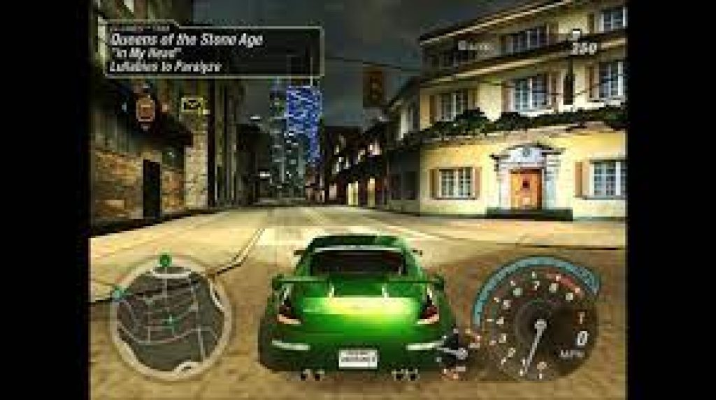 Need for Speed Underground 2 torrent download pc