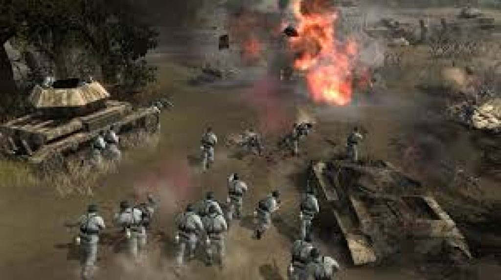 company of heroes 1 download pc game