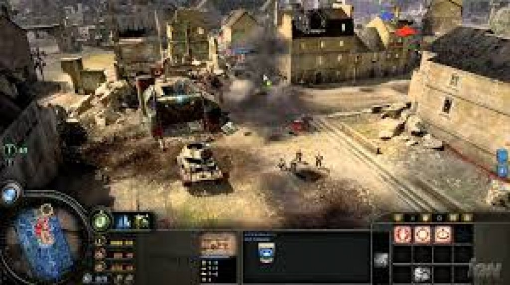 company of heroes 1 free download pc game