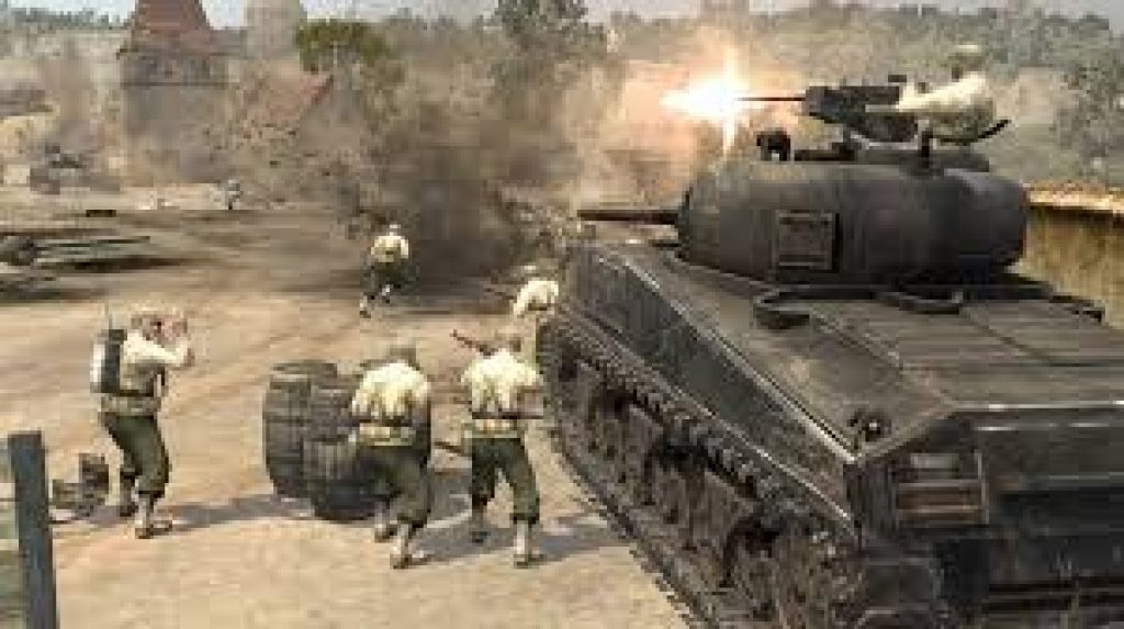 company of heroes 1 pc download