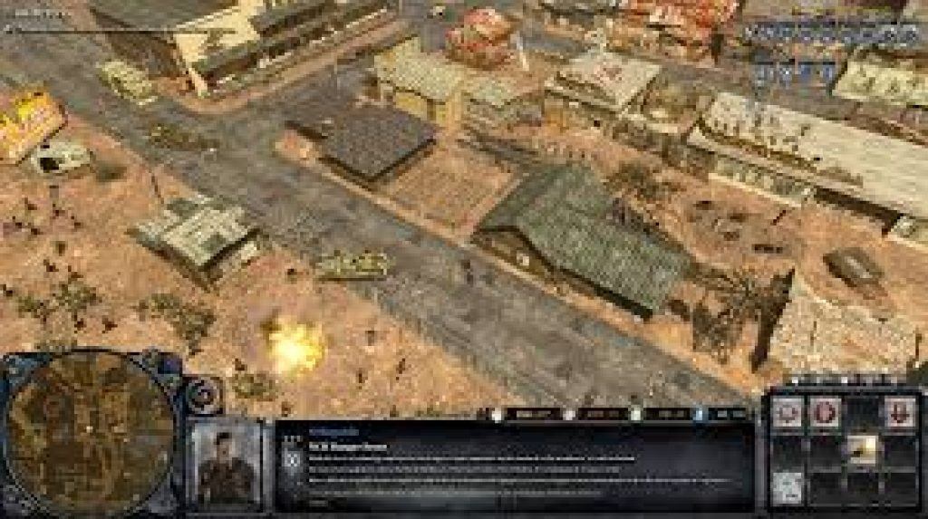 company of heroes 2 highly compressed free download