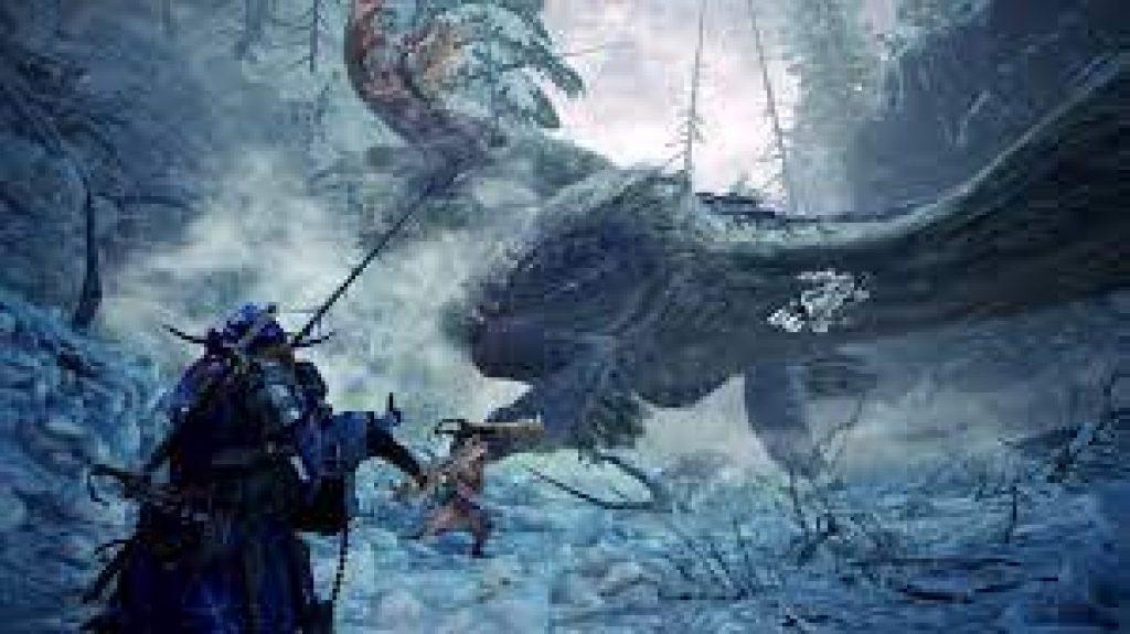 Monster Hunter World Iceborne download for pc