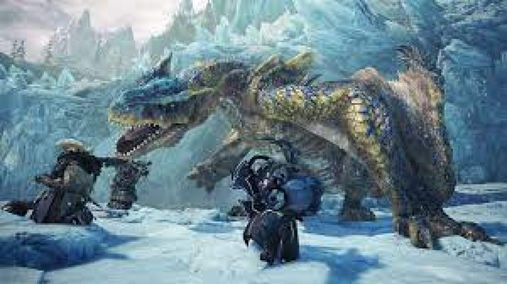 Monster Hunter World Iceborne free download pc game