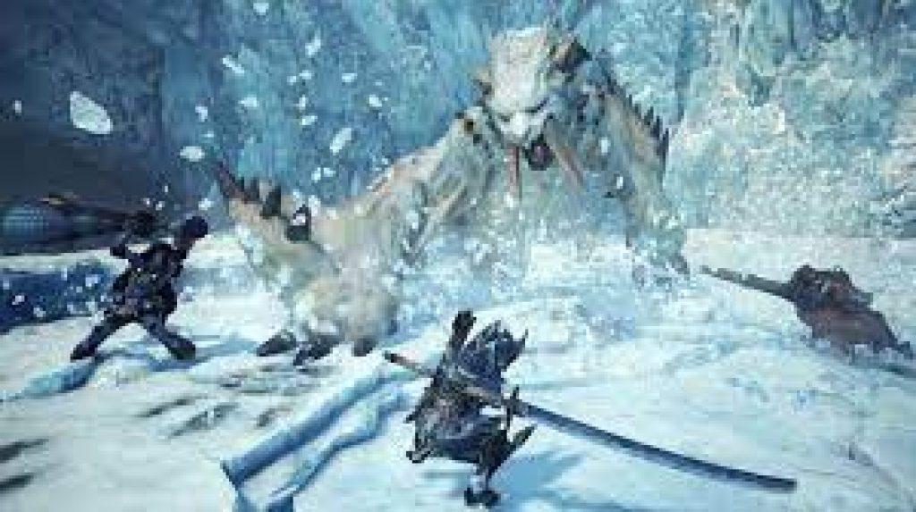 Monster Hunter World Iceborne game download for pc