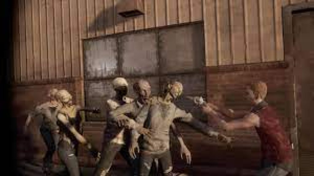 The Walking Dead Saints and Sinners highly compressed free download