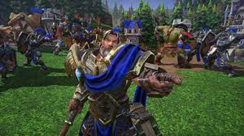 Warcraft III Reforged download pc game