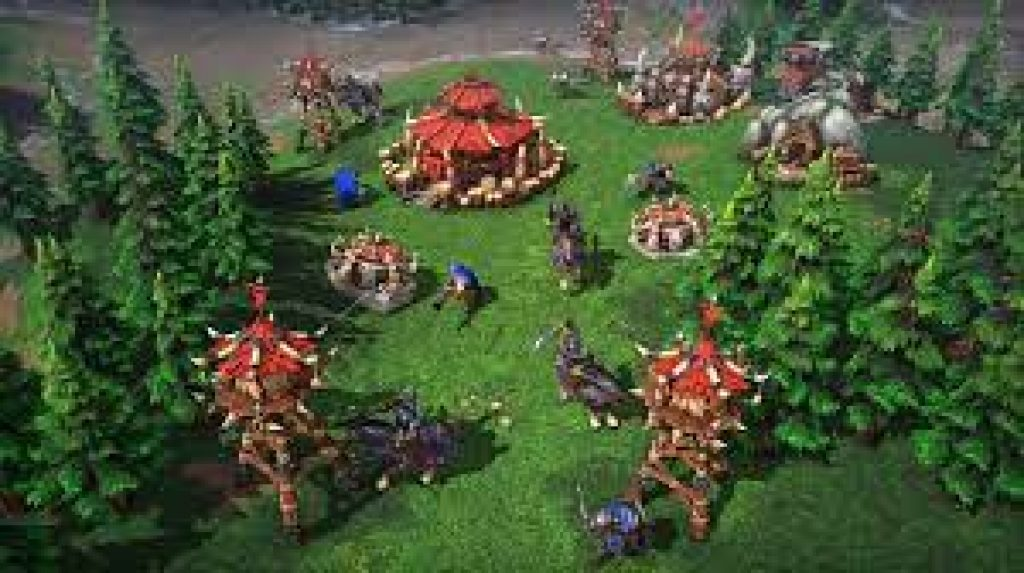 Warcraft III Reforged free download pc game
