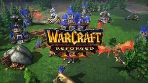 Warcraft III Reforged game download for pc
