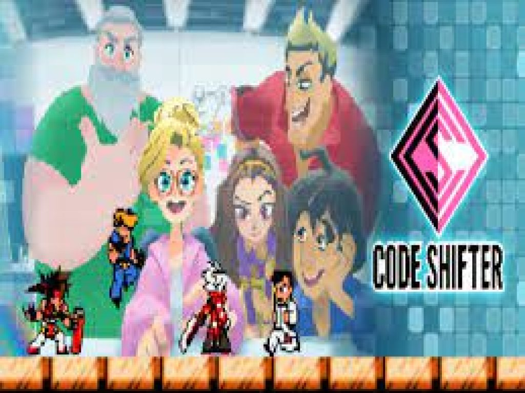 code shifter download pc game